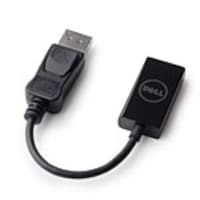 Dell DisplayPort to HDMI M F Adapter, Black, DANAUBC084, 31491105, Adapters & Port Converters