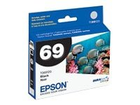 Epson Black Ink Cartridge for Stylus CX5000, CX6000, CX7000F, CX7400, CX8400, CX9400Fax & CX9475Fax