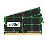 Crucial 8GB PC3-12800 204-pin DDR3 SDRAM SODIMM Kit