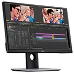Dell 25 UP2516D QHD LED-LCD Monitor, Black