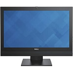 Dell OptiPlex 7440 AIO Core i5-6500 3.2GHz 8GB 500GB DVD+RW GbE ac BT WC 23.8 FHD W7P64-W10P, 719011517, 31022149, Desktops - All-in-One