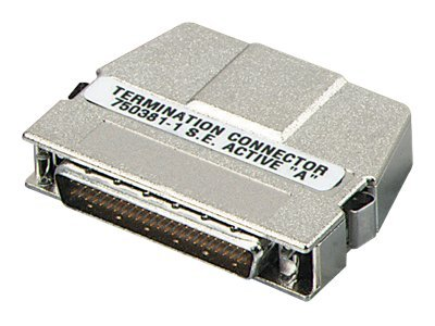 Black Box SCSI-2 Terminator, Active, Single-Ended