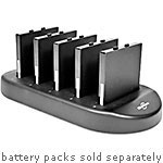 Open Box Motion Multi-Bay Battery Charger for F5-Series Tablet PC, 507.242.01, 30897795, Battery Chargers
