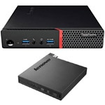 Lenovo TopSeller ThinkCentre M900 2.5GHz Core i5 4GB RAM 120GB hard drive