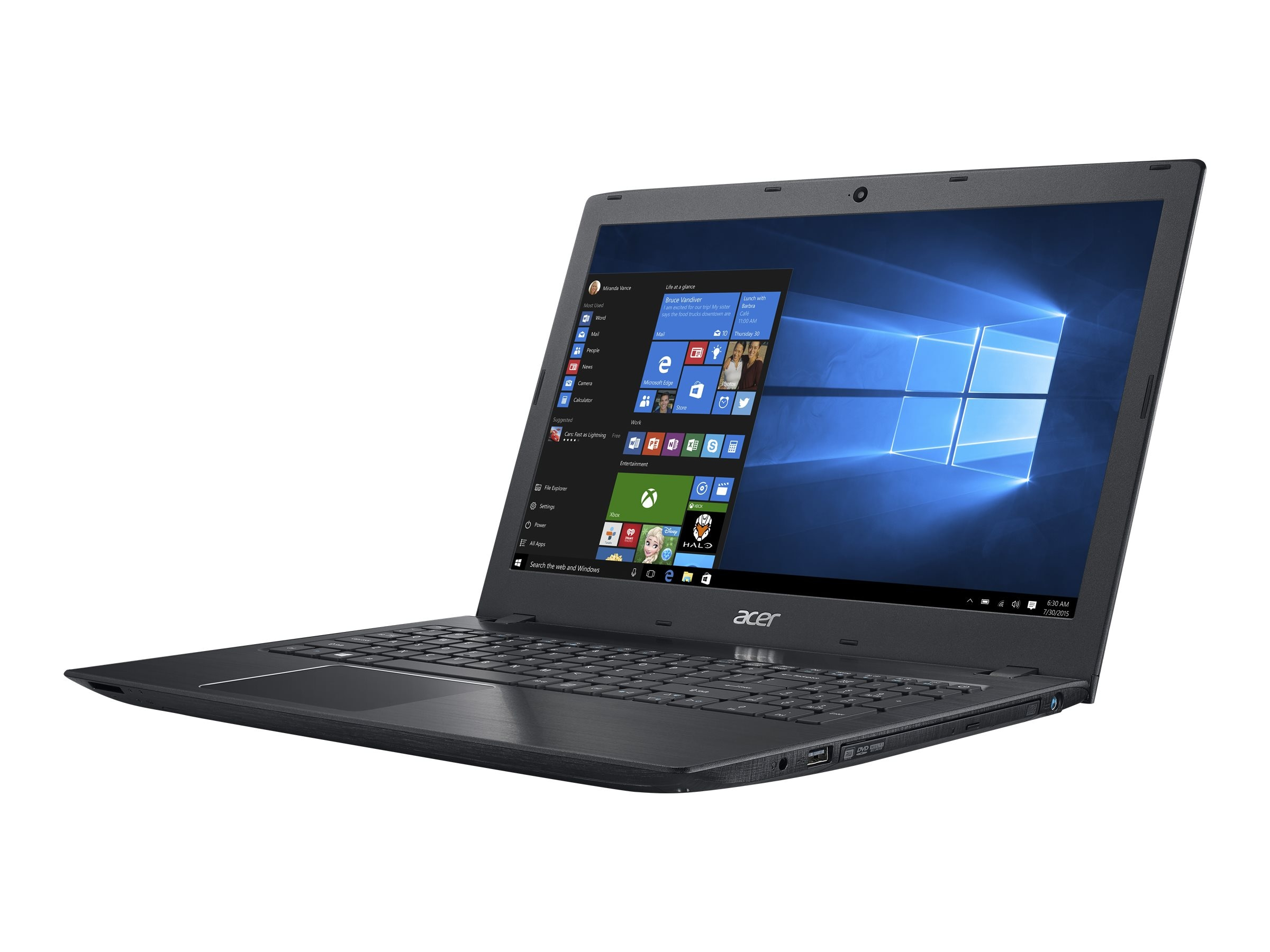 Acer Aspire E5-553-F55F 2.7GHz FX-Series 15.6in display