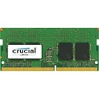 Crucial 4GB PC4-17000 260-pin DDR4 SDRAM SODIMM, CT4G4SFS8213, 30952336, Memory
