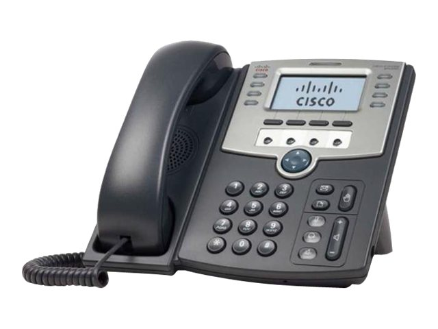 Cisco 12 Line IP Phone w  Display PoE & PC Port, SPA509G, 10081633, VoIP Phones