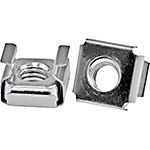 StarTech.com M5 Cage Nuts, Stainless Steel (100-pack)