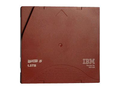 IBM 1.5TB Ultrium LTO-5 Data Cartridge, 46X1290