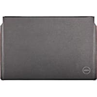 Dell Premier Sleeve (M) for XPS 15 Precision 5510 Ultrabook, Black Red Accents, D48TY, 30981049, Carrying Cases - Notebook