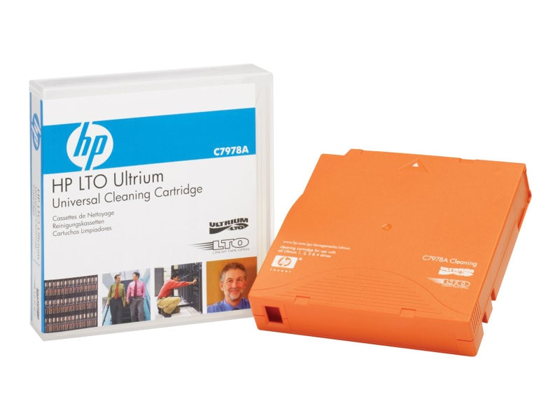 HPE Ultrium x 1 - cleaning cartridge, C7978A