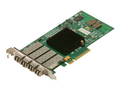Atto Atto Technology Celerity 4-Port 8Gbs FC PCIe 2.0 HBA, HAABB-AATC-084A, 30994392, Host Bus Adapters (HBAs)