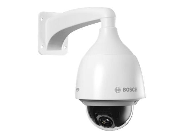 Bosch Security Systems AutoDome IP 5000 HD 30x 1080p HD Camera with Indoor Housing, Clear Bubble