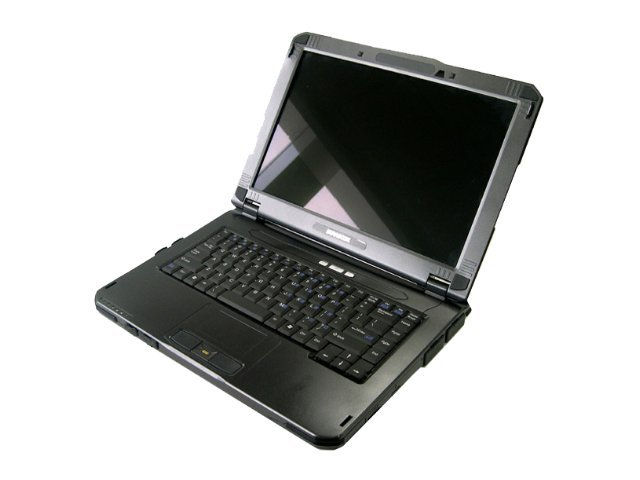 Gammatech S15 Rugged Notebook PC Core i5-4300M 2.6GHz 4GB 500GB WLAN 15.6 HD, S15H0-53R5IM7J9, 20398941, Notebooks