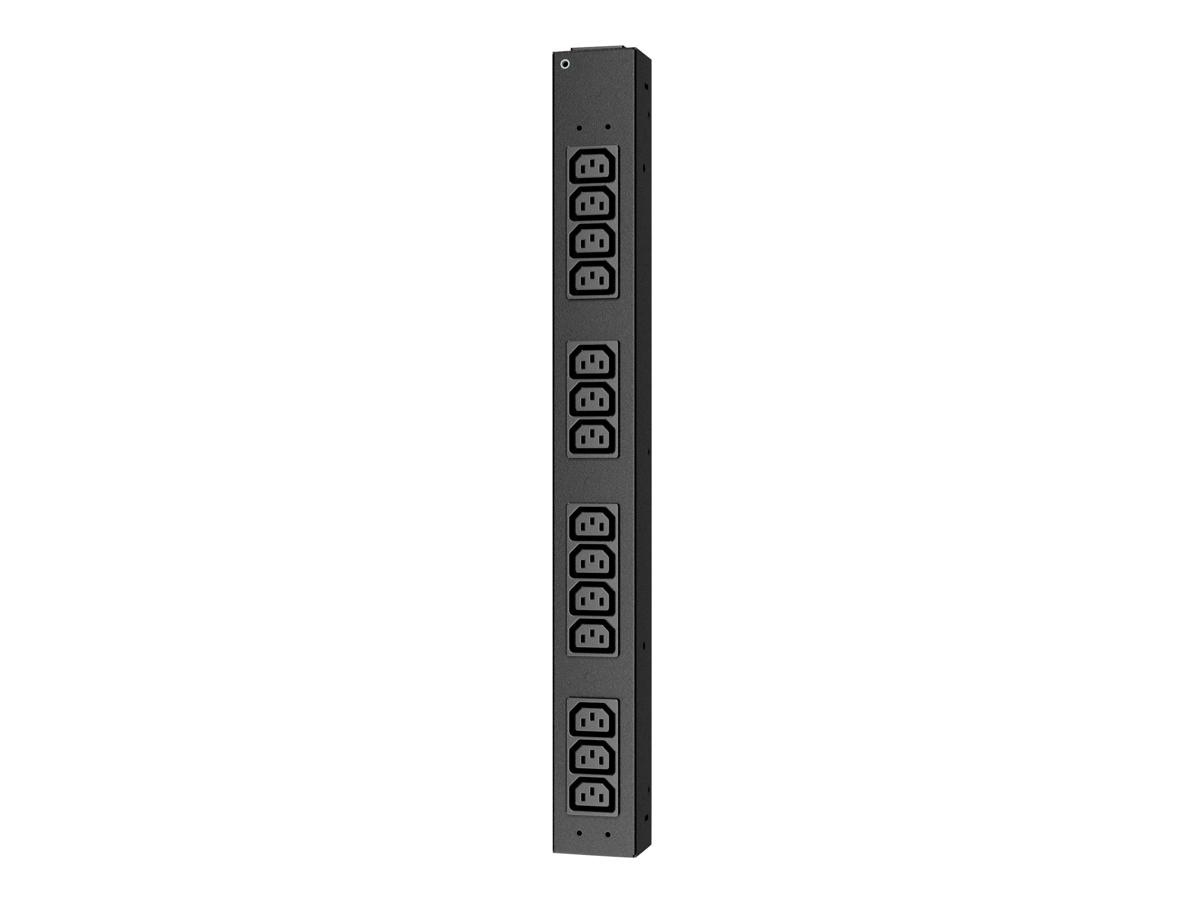 APC Rack PDU Basic Half-Height 100-240V 20A, 220-240V 16A (14) C13, AP6003A
