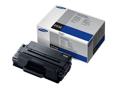 Samsung Black Extra High Yield Toner for Multifunction ProXpress M3870FW M4070FR & ProXpress M3820DW M4020ND, MLT-D203E/XAA