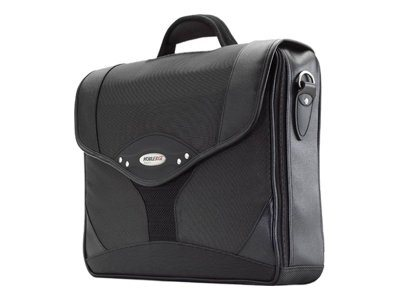 Mobile Edge Select Briefcase, Charcoal Black, 1680D Ballistic Nylon