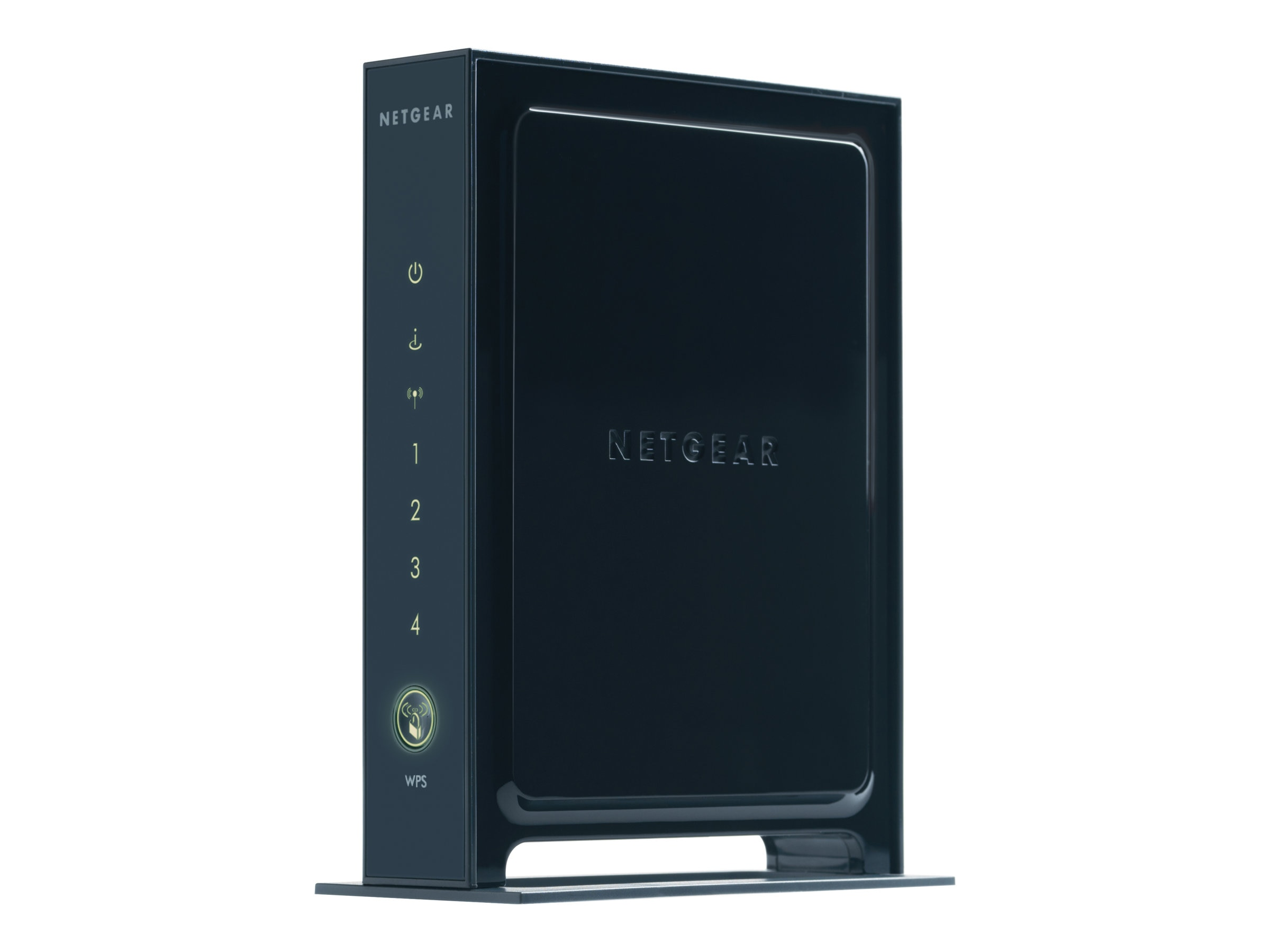 Netgear Wireless-N Router + 4-Port Switch, WNR2000-100NAS