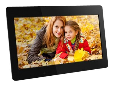 Aluratek 4GB 18.5 Digital Photo Frame, ADMPF118F, 16890837, Digital Picture Frames