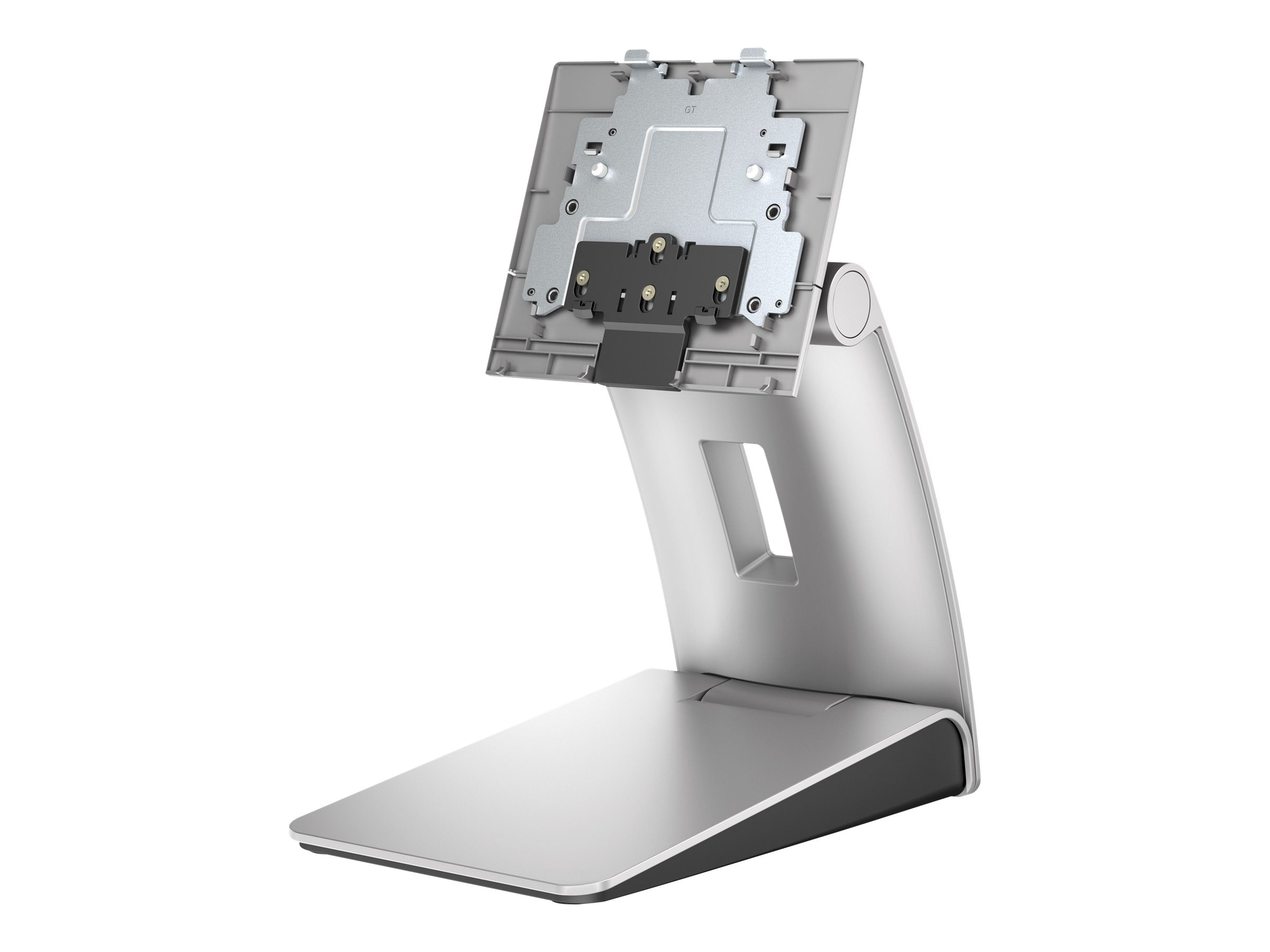 HP ProOne 400 G2 Recline Stand, Gray, T0A01AA