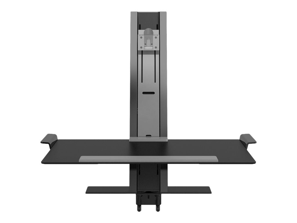 Humanscale Quickstand with Large Monitor Platform, Black
