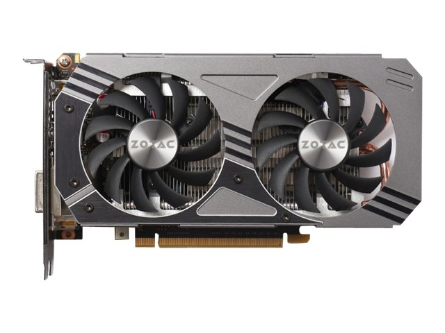Zotac GTX 960 PCIe 3.0 x16 Graphics Card, 2GB GDDR5, ZT-90301-10M, 18454060, Graphics/Video Accelerators