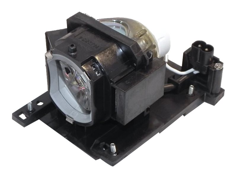 Ereplacements Front projector lamp for Hitachi CP-X2010, X2510, X2010N, DT01021-ER, 12361452, Projector Lamps