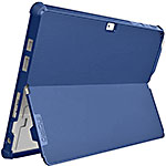 Incipio feather [HYBRID] Rugged Case w  Shock Absorbing Frame for Microsoft Surface 3, Navy