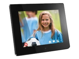 Aluratek 8 Wireless Cloud Digital Photo Frame, AWDMPF208F, 33097224, Digital Picture Frames