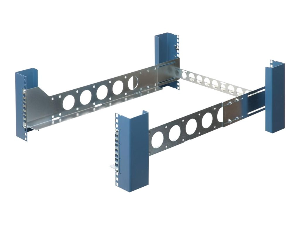 Innovation First Rackmount Rails 3U Generic Sliding for 19 4-post Racks, 3UKIT-109, 4906820, Rack Mount Accessories