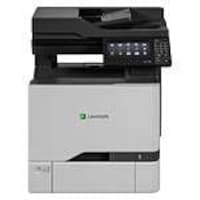 Lexmark CX725de Color Laser MFP w  CAC Enablement, 4-Year Onsite Repair & Air Force Code (TAA Compliant), 40CT030, 32190072, MultiFunction - Laser (color)