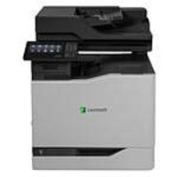Lexmark CX820de Color Laser MFP w  CAC Enablement, 4-Year Onsite Repair & Air Force Code (TAA Compliant), 42KT076, 32190081, MultiFunction - Laser (color)