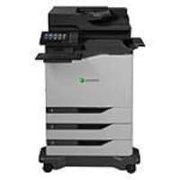 Lexmark CX820dtfe Color Laser MFP w  CAC Enablement, 4-Year Onsite Repair & Air Force Code (TAA Compliant), 42KT077, 32190099, MultiFunction - Laser (color)