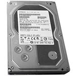 HGST 2TB UltraStar 7.2K RPM 3.5 Internal Hard Drive - 64MB Cache