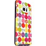 OtterBox Symmetry Series Case for Samsung Galaxy S7 Edge, Gumballs