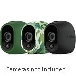 Netgear Arlo Replaceable Multi-colored Silicone Skins, 3-Pack, VMA1200-10000S, 31481943, Camera & Camcorder Accessories