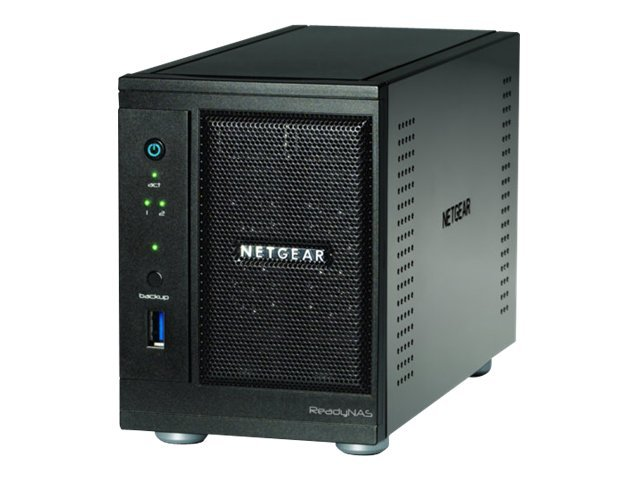 Netgear 4TB ReadyNAS Pro 2 Unified Storage System w  Enterprise-Class Hard Drives, RNDP2220-100NAS, 12258658, Network Attached Storage
