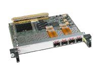 Cisco 4-Port OC-3 STM-1 POS Shared Port Adapter, SPA-4XOC3-POS-V2, 9750975, Network Device Modules & Accessories