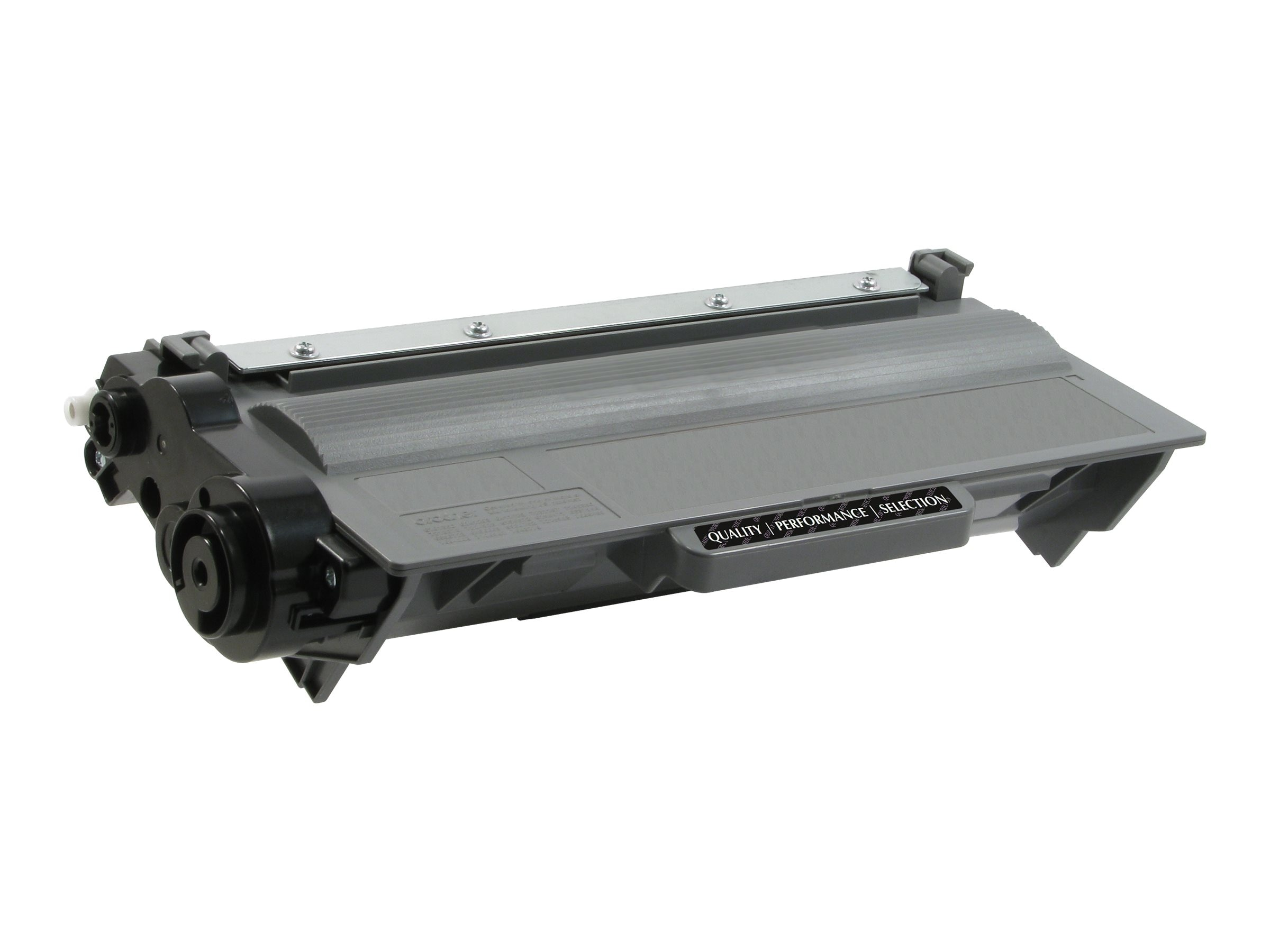 V7 TN750 Black High Yield Replacement Toner Cartridge for Br0ther, V7TN750, 17341565, Toner and Imaging Components
