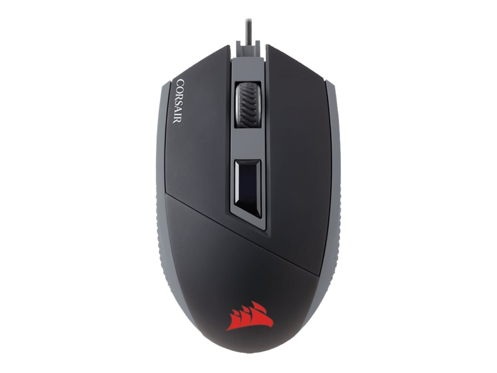 Corsair Katar Gaming Mouse LED NA, Black