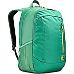 Case Logic Jaunt Backpack, Ginko, WMBP115GINKO, 31651287, Carrying Cases - Notebook