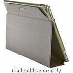 Case Logic SnapView Case for iPad Pro 12.9, Petrol Green