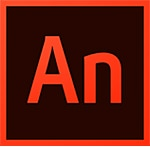 Adobe Govt. VIP Animate CC FlashPro CC ALL MultiPlat LicSub  1 Usr Lvl 2 10 - 49 7 mo.