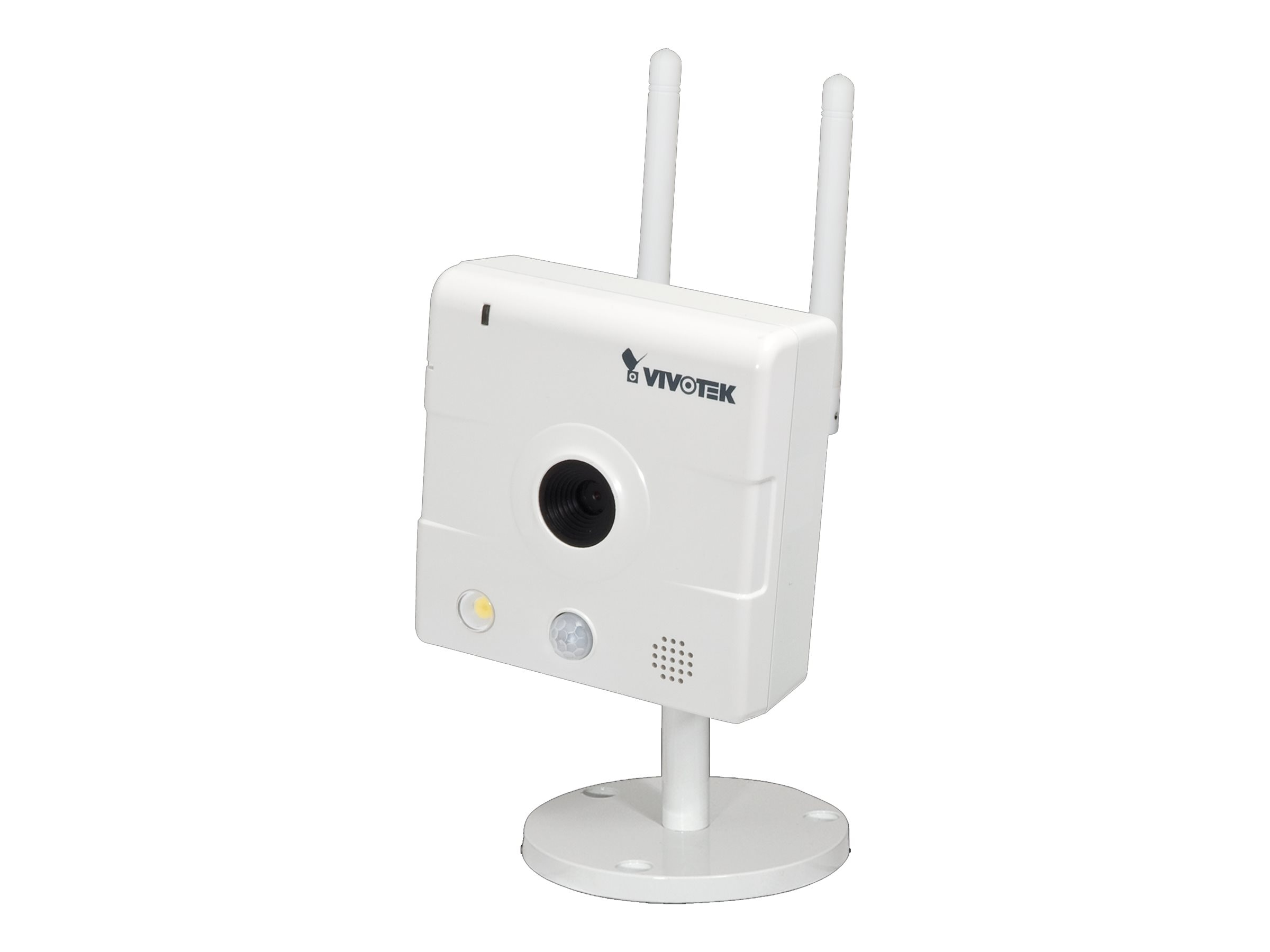 Vivotek IP8133W 1MP Fixed Network Wireless Home Security Camera, IP8133W
