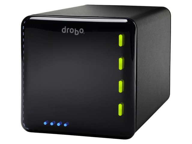 20TB Drobo 5D RAID Array - USB 3.0 Thunderbolt SSD SATA, DRDR5A21-20TB, 16759337, Hard Drives - External