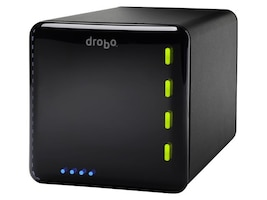 10TB Drobo 5D DAS Array, DRDR5A21-10TB, 16759290, Hard Drives - External