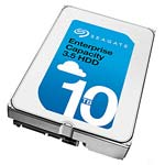 Seagate 10TB Enterprise Capacity SATA 6Gb s 512e 3.5 Internal Hard Drives (20-pack)