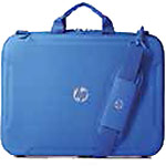 HP Chromebook 14 Always-On Case, Blue, M7U15UT, 31889439, Carrying Cases - Notebook