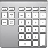 Belkin YourType Bluetooth Wireless Keypad for iMac, Mac Pro, MacBook, F8T068TTAPL, 31941946, Keyboards & Keypads