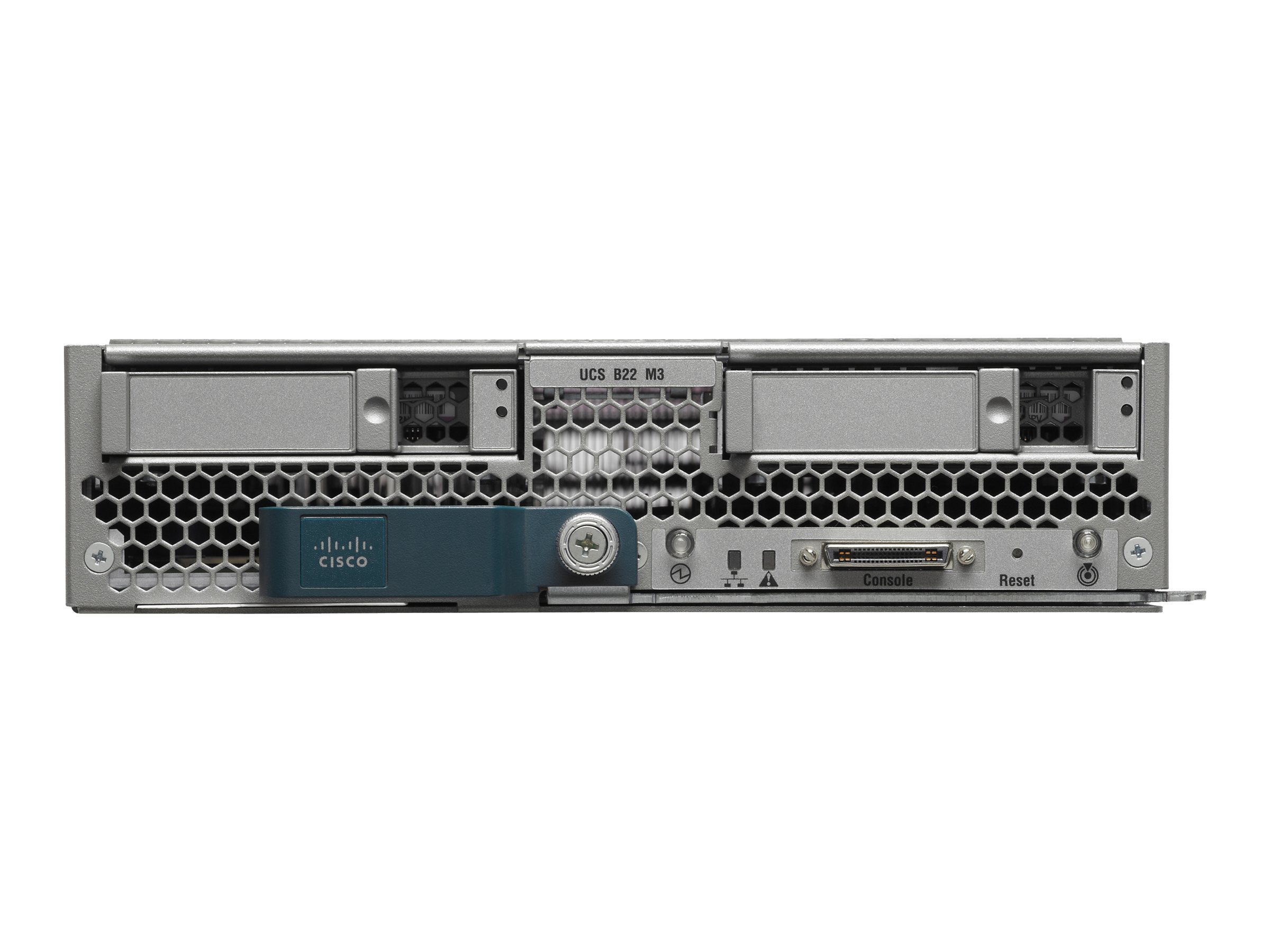 Cisco UCS B22 SmartPlay Entry Expansion Pack (2x) Xeon 6C E5-2420 1.9GHz 15MB 48GB 2x2.5 HS Bays 10GbE